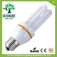Household 15 W Compact Fluorescent Lamps 7000k Environmentally Friendly Light Bulbs Manufactures