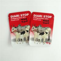 Morocco Pet Food Pouch Gravure Printing 10g Dog Food Packaging Moisture Proof Manufactures