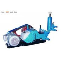 BW-160 Double Acting Hydraulic Cylinder Drilling Mud Pump For Geological Exploration Manufactures
