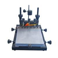 Small print machine Manual screen printing screen printing machine manufacturers selling Manufactures