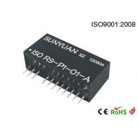 0-20mA Potentiometer Transmitter For Angular Transducer Signal Isolation Manufactures