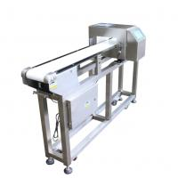 Quality Customized Adjustment Belt Conveyor Metal Detectors Touch Screen For Food Industry for sale