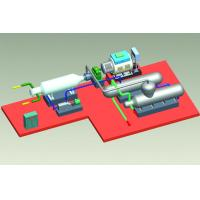 High Capacity Organic Rankine Cycle Power Generation For Petrochemical Industry Manufactures