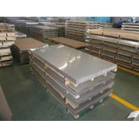 Hot Rolled Stainless Steel Plate , Thin Stainless Steel Sheet  316L NO.3 Manufactures