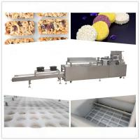 Food Grade Stainless Steel 4 KW Sesame Candy  Bar Machinery Manufactures