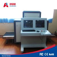 Quality Low Noise Conveyor X Ray Baggage Scanner Machine for Security Checking for sale