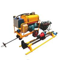 Trailer Type KDY-30H  Hydraulic Water Well Drilling Machine / tunneling machine Manufactures