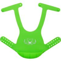 China Free sample hot sell silicone baby bib with pocket cheap price for sale