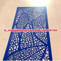 Laser cut aluminum Wall Art Panel Manufactures