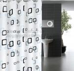 hotel shower curtain, Bathroom Use Decorative Bath Curtain, pvc home goods