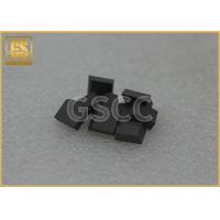 Cemented Tungsten Carbide Tool Tips / Nail Proof Tungsten Carbide Alloy Manufactures