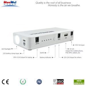 12000mAh Portable Car Jump Starter Power Bank Manufactures