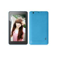 Buy cheap 512/4GB Flash Tablet PC With 0.3Mpx Front Camera , 800*480 Resolution Factory from wholesalers