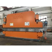Stainless steel Shower Room Bending Machine 6m Length Electric Press Brake Machine Manufactures