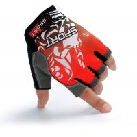China Breathable Gym Workout Gloves Breathable Featuring Anti Skidding Sports Gloves on sale