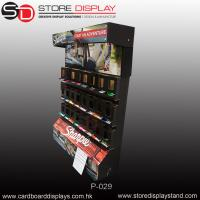 Custom PDQ slipper Pallet display stand with compartments Manufactures