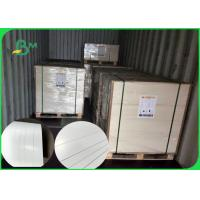 200gsm Wood Pulp Folding Resistance FBB Board For Magazine Paper Manufactures