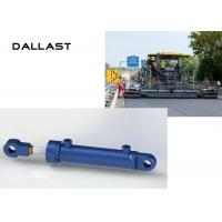 China DALLAST Double Acting Hydraulic Cylinder Feeder Paver Fixed-Width Extending Screed Parts on sale