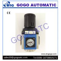 Air Source Treatment Unit With Gauge Embedded Air Pressure Regulator Filter Lubricator Manufactures