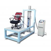 China Compound Chair Base Vertical Force Lab Furniture Testing Machine / Fatigue Testing Equipment on sale