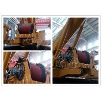 China Electric Lifting Winch For 10 Ton In Crawler Crane In Construction And Offshore Lifting Works on sale
