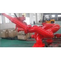1200m3/h Seawater Electric Single Barrel Fire Fighting Monitor Manufactures