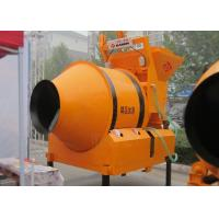 China Barrow Mix Small Portable Concrete Mixer , Hydraulic Motor Cement Concrete Mixer on sale