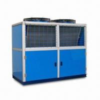 V-type Air-cooled Condensing Unit with BITZER Compressor for Cold Storage and Compact Structure Manufactures