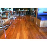 Quality BC209 Finger Jointed T&G Natural Solid Birch Wood Flooring for sale