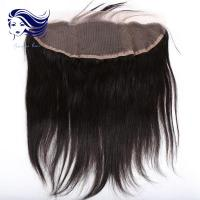 7A Unprocessed Lace Front Part Closure With Baby Hair No Shedding Manufactures