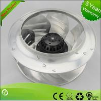 Filtering Ffu EC Centrifugal Fans Sheet Aluminium 310mm 355mm 400mm Air Conditioning Manufactures