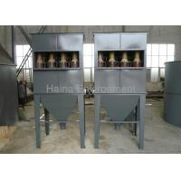 China High Effiency Ceramic Multi Cyclone Dust Collector ISO9001 Certification on sale
