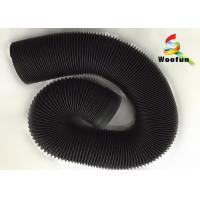 Quality Compressible PVC 4 Aluminum Dryer Vent Hose Fire Resistance With Dual Layer for sale