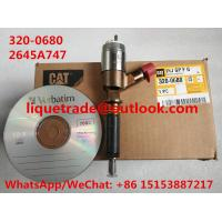 CAT Fuel Injector 320-0680 , 3200680 For Caterpillar CAT 2645A747 Manufactures