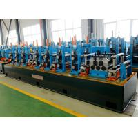 High Performance Welded Pipe Mill, Welded Pipe Making Machine Friction Saw Cutting Manufactures
