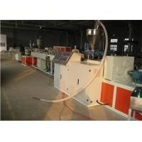 Fully Automatic Plastic Tubing Extrusion Machines / PVC Pipe Making Machine Manufactures