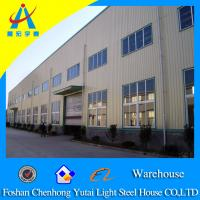 China china portable prefab warehouse on sale
