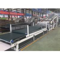 3 Layer Automatic Flute Laminating Machine ISO - 9001 Standard Material Manufactures