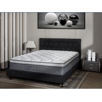 China Wear Resistant Spring Foam Mattress With Pocket Spring Comfort Foam on sale