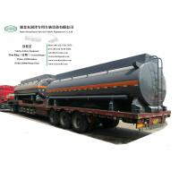 Chemical Acid Tank Body Chemical Liquid Tanker Body with Container Locks Trailer Road Transport WhsApp:+8615271357675 Manufactures