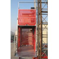 Durable VFD Rack And Pinion Hoists For Oil Fields And Chemical Industry Manufactures