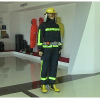 High quality fire retardant suit/fire protective suit/fire safety suit Manufactures