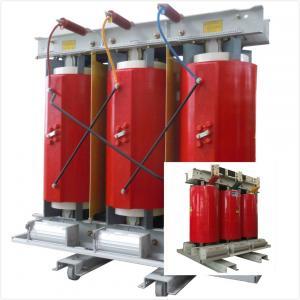 China 22kV - 1000 KVA Dry Type Transformer Inflaming Retarding Dry Type Power Transformer on sale