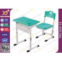 Buy cheap Aluminum Alloy Material AL Student School Desk Chair Light Weight And Stable from wholesalers