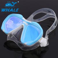 Flexible Underwater Diving Mask Manufactures