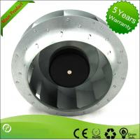 Low Noise EC Centrifugal Fan Backward Curved For Air Purification Manufactures