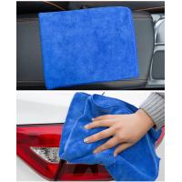 Durable Large Size Reusable Cloth Wipes Washing Type For Car Cleaning Manufactures