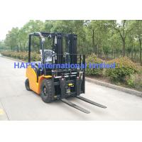 Buy cheap 2.5T Electric Forklift Truck With Solide Tyre and Sideshift , 4.5m Lifting from wholesalers