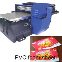 UV PVC Foam Sheet Digital Flatbed Printing Machine Manufactures