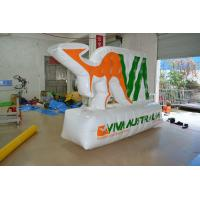 Customized Inflatable Advertisement Wall / Inflatable Advertisement For Exhibition Manufactures